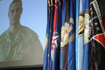 Stradao u Afganistanu: Vojarni su dali ime po Josipu Briškomr