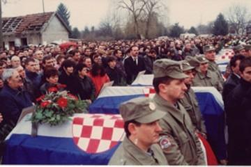 DA SE NE ZABORAVI: Pokolj u Tovarniku, 22. rujna 1991.