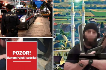 Ubojici u stanu pronašli oružje, oca su mu zaustavili hrvatski policajci na graničnom prijelazu