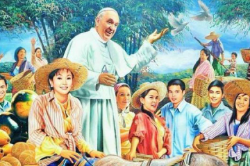 Papa Franjo - Ljubav čini da procvjeta nada u pustinji