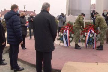 Obilježena 29. godišnjica pogibije prvih hrvatskih zrakoplovaca