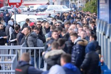 Dinamo upozorio: Ulaznice za susret u Milanu se preprodaju