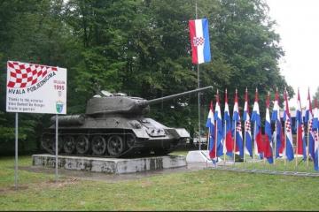 Glina: 30. obljetnica početka otpora srpskom agresoru