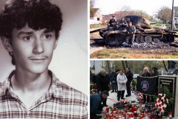 Za herojem tragali 29 godina: 'Naš Žarko našao je svoj mir'