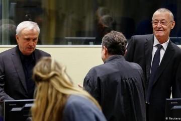 Haaška presuda Jovici Stanišiću i Franku Simatoviću, srpskim obavještajcima optuženim za zločine protiv čovječnosti i kršenje običaja ratovanja, bit će 30. lipnja