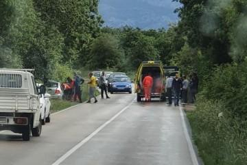 Teška prometna nesreća blizu Zadra: Poginulo je dvoje ljudi...