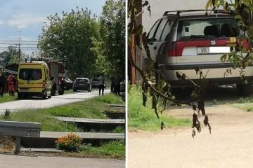 Muškarac razbio tri auta pa se zatvorio u kući kraj Vinkovaca