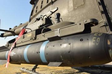 MORH: Hrvatska vojska je opremljena raketama Hellfire