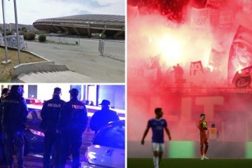 Brutalno pretukli Dinamovog navijača ispred stadiona Poljud