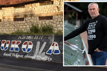 Vukovarac Peđa: 'Srbin sam, branio sam grad i ponosim se'