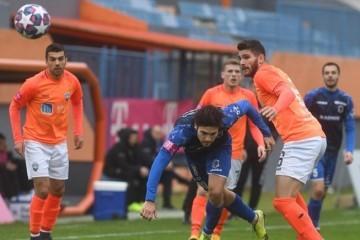 ŠIBENIK - VARAŽDIN 0:0 Orkansko jugo uništilo jednu od važnijih utakmica za ostanak