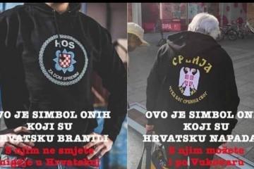 """Milorad Pupovac: """"Ne postoji zakonski okvir po kojem bi kokarda koju nose sljedbenici četničkog pokreta bila sankcionirana u našoj zemlji."""""""