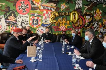 Plenković čestitao 30. obljetnicu osnutka pripadnicima legendarne 4. gardijske brigade 'Pauci'