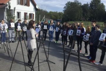 PAKRAC, 6. listopada 2020. : Obljetnica pogibije 19 hrvatskih branitelja u Batinjanima i Gornjoj Obriježi