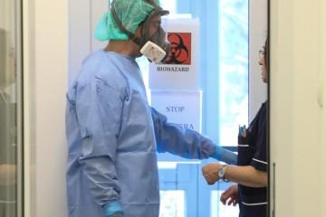 Djevojčica zadržana u bolnici zbog sumnje na korona virus