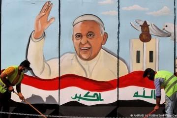 "Papa pozvao Iračane na mir: ""Oružje treba šutjeti"""