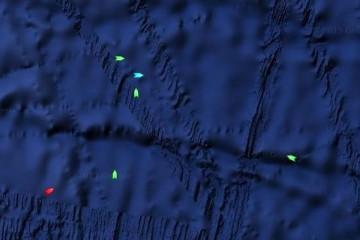 Jesu li ih locirali? Brodovi na Atlantiku iznenada promijenili smjer, svi krenuli prema istom mjestu