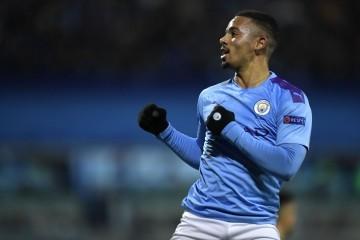 DINAMO ISPAO IZ EUROPE Dinamo - Manchester City 1:4