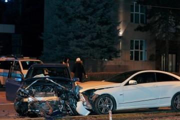 Prometna nezgoda u Osijeku: U sudaru sudjelovala četiri automobila