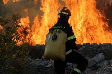 Vatrogasci na Dinari primili uznemirujuće SMS poruke, MUP demantira neovlašteno praćenje