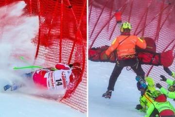 Horor u Bormiju! Legendarni skijaš pao, odvezli ga u bolnicu