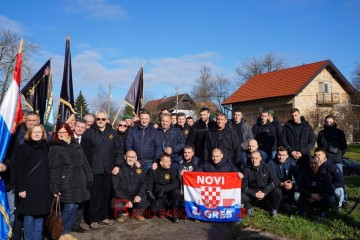 Obilježena 28. obljetnica Vojno-redarstvene operacije Vihor