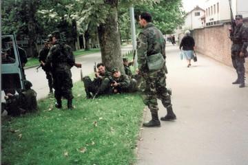 Proboj Tigrova iz Iloka kroz Srbiju