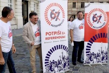 'Ili referendum o mirovinama ili ćemo mi ljude pozvati na ulice'