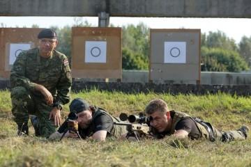 Hrvatski snajperisti otkrivaju kako pogoditi kovanicu od 5 kuna s 300 metara