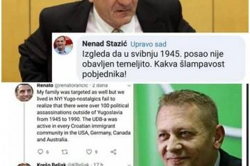 """Josip Deur: """"Zar niti jedan hrvatski domoljub u saboru nema hrabrosti napucati nogom u tur Beljaka i Stazića"""""""