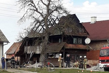 Izgorjela kuća Hrvatskog branitelja u Kutini, pomognimo suborcu ....