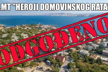 """OBAVIJEST: U KARLOBAGU ODGOĐEN 8.MT """"HEROJI DOMOVINSKOG RATA""""!"""