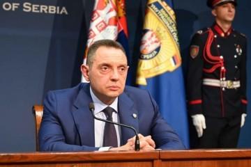 """VULIN OPET SIPA BISERE: """"Kad bi svi sudili svojim ratnim zločincima poput Srbije…"""""""