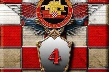 Ivica Arbanas Lipi i Josip Deur čestitali dan osnutka 4. gardijske brigade