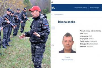 Slovenija izdala tjeralicu: Traže Šiška, vođu 'Štrajerske straže'