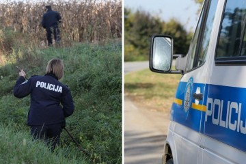 Našli razbojnike? Pretražuju domove u Slavonskom Brodu