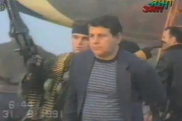 Anton Kikaš je prije 30 godina dopremio zrakoplov pun oružja