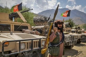 [FOTO] Priprema li se Afganistan za građanski rat? Anti-talibanske snage okupirale su tri okruga na sjeveru zemlje