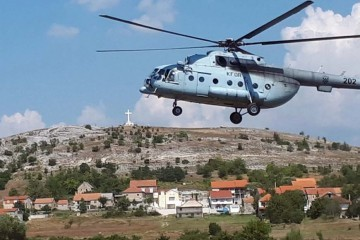 "Hrvatska vojska sudjelovala na ""Sinj Air Show 2019"""