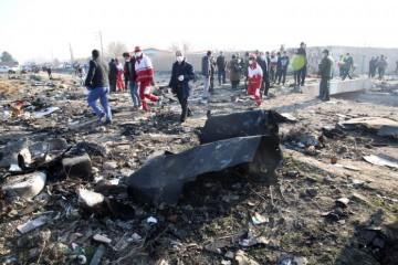 Ukrajinski avion iznad Irana ipak srušen?