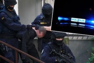 VELIKA AKCIJA POLICIJE I USKOK-a Istražitelji upali u domove više ljudi, tereti ih se za krijumčarenje značajnijih količina kokaina i drugih narkotika