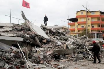IZAZVAO PANIKU Novi potres snage 4,3 pogodio Albaniju!