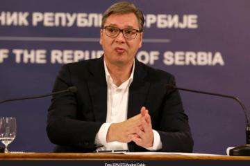 Beogradski mediji tvrde da je Vučiću uručen papir kojim Srbija treba priznati Kosovo!