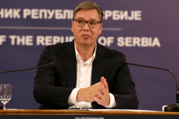Vučić diže vojni proračun u 2021. za dramatičnih 44 posto! Što to Srbija smjera?