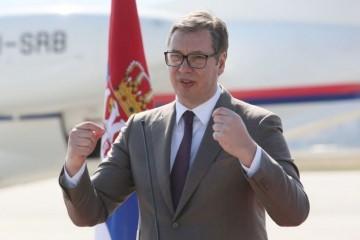 Vučić se uputio na hitan sastanak s predstavnicima Srba na Kosovu