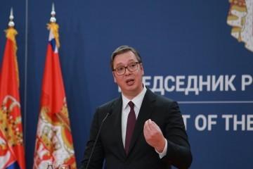 DRAMATIČNO U BEOGRADU  Vučić pokazao fotografije pretučenih policajaca, optuženih desničara i profašista za nasilje: Strane službe su također bile uključene u nerede, a naše su propale