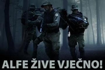 Na današnji dan 1991. – Osnovana Specijalna jedinica policije PU Zagrebačke 'ALFA'