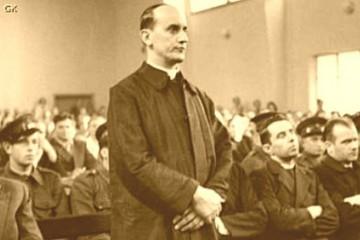 11. listopada 1946. Zagreb – Alojzije Stepinac osuđen na 16 godina zatvora