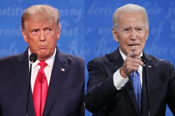 TIJESNA UTRKA Trump sustiže Bidena i vodi u ključnim državama; odluka spala na tri savezne države