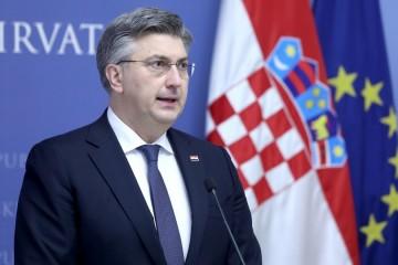 Plenković: Danas smo u hrvatskoj političkoj kulturi doživjeli potez bez presedana; sljubljena je krajnja desnica s ljevicom!